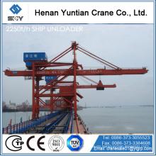 Quayside Crane Bridge Grab Ship Descargador grúa multiusos Quayside Crane Bridge Grab Ship Descargador muti-purpose crane