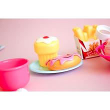 Jeu d'apprentissage précoce Cake Biscuits Dessert Set Play Toy