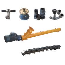 Типы редукторов цементного винтового конвейера