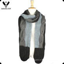 Modèle d'écharpe unique en tricot à la mode New 2016