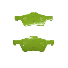 D1047 front top quality ceramic formula brake pad oem brake pad  for MAZDA Tribute FORD TRUCK Escape