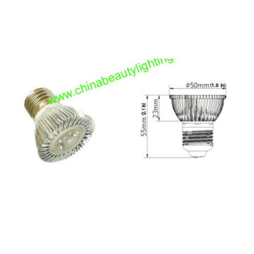 High Efficiency Spot Light/LED Light/LED Bulb/LED