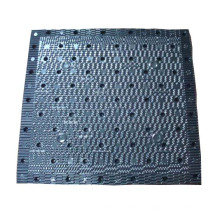 Emballage de tour de refroidissement carrée en PVC