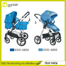 Comfortable baby stroller sale with mosquito net