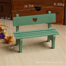 FQ marca diferente diseño boda silla pequeña decoración de la mesa de madera