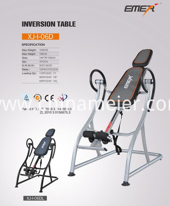 Good Quality Performance Inversion Table