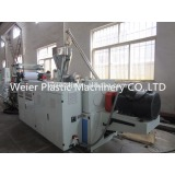 WEIER 400mm width PVC furniture edge band production line/making machinery