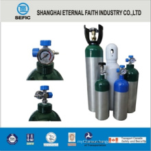 Hot Selling Medical Used Aluminum Gas Cylinder (MT-6-10)