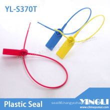 High Security Plastic Seal with Metal Lock