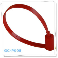 GC-P005 dinheiro saco plástico alça segurança selos
