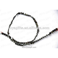 6MM Loose Magnetic Hematite Star Beads 16""