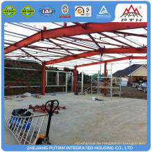 2016 neue Art billig vorgefertigte Gebäude Stahlkonstruktion Lager