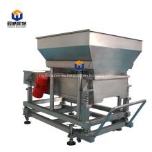 Máquina de alimentación por vibración de bajo precio en procesamiento de alimentación