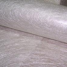 Tapis en fibre de fibre de verre poli pour la fabrication de tuyaux FRP