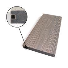 Waterproof Durable WPC Solid Co Extrusion Composite Wood Deck Board Outdoor Garden Environment Friendly Engineered Wood Floor