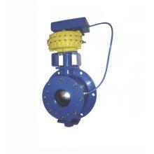Válvula de entrada tipo bola neumática / Válvula de domo (GYDF-B)