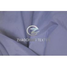 300t Nylon / tela de dos tonos de poli con acabado Cire (ZCFF040)