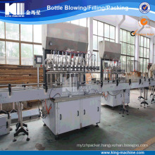 Linear Type Edible Oil Bottling Line
