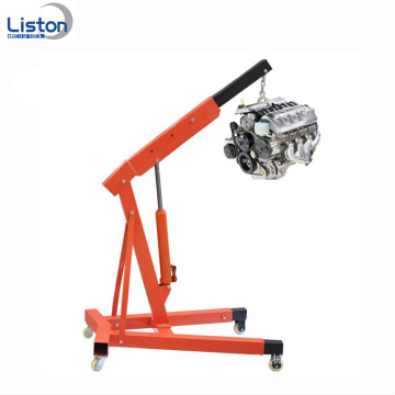 بيع رافعة مجنزرة 2t foldable hydraulic engine