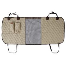 Barrera de nylon del animal doméstico del coche del perro de la prenda impermeable del asiento de carro del perro de la malla de 2018 superventas
