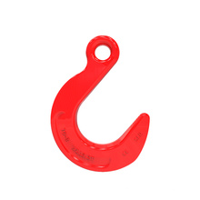 Hot Sale High Quality G80 Eye Foundry Hook For Chain Slings