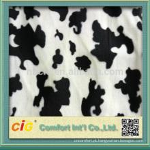 Tecido de veludo de algodão para sofá