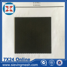 Powder Coated Perforated Metal Mesh