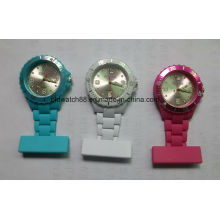 Analog Quartz Plastic Nurse Watch with Cheap Price