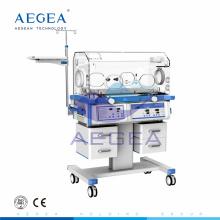 Medizinische Säuglingsinkubator-Herstellerverkäufe des medizinischen Gesundheitswesens des Krankenhauses medizinische