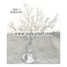 Factory Promotional for Wedding Tree Centerpiece, Crystal Wedding Tree Decoration, Artificial Dry Tree Branch,Artificial Tree Without Leaves,Wedding Table Centerpieces from China Manufactory 65CM Plastic Beaded Garland Tree with High Quality and Low Price