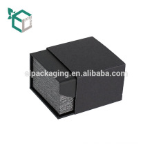 Wholesale High Quality Diamond Package Ring Jewelry Paper Box In Packing