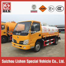 Light Truck DFAC 4m³ Water Tank Truck