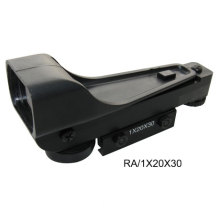 1X20X30 Red DOT Scope with Mount ABS Material (RA/1X20X30)
