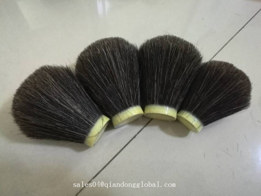 22 65mm Horse Hair Wet Shaving Brush Knot