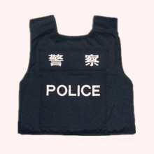 NIJ Iiia UHMWPE a prueba de balas chaleco de policía