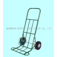 metal hand trolley,200kgs capacity,own weight 8.4kgs.