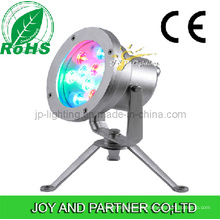 High Power 9W RGB LED Underwater Spot Light (JP95593)