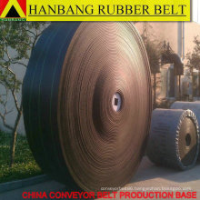 leading manufacturer of rubber conveyor belt China factory