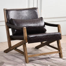 Скандинавском стиле деревянной мебелью твердых деревянный стул