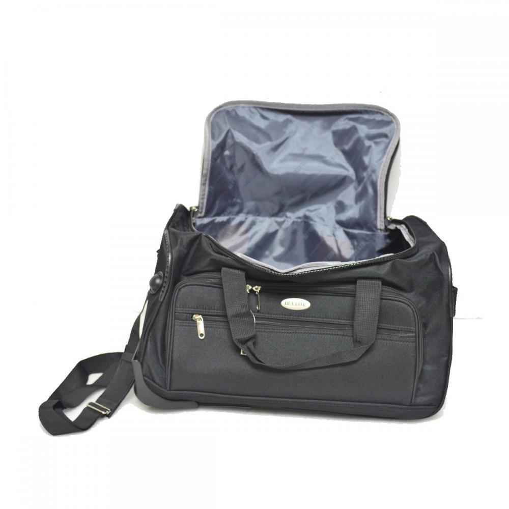 Unisex Wheeled Travel Bag