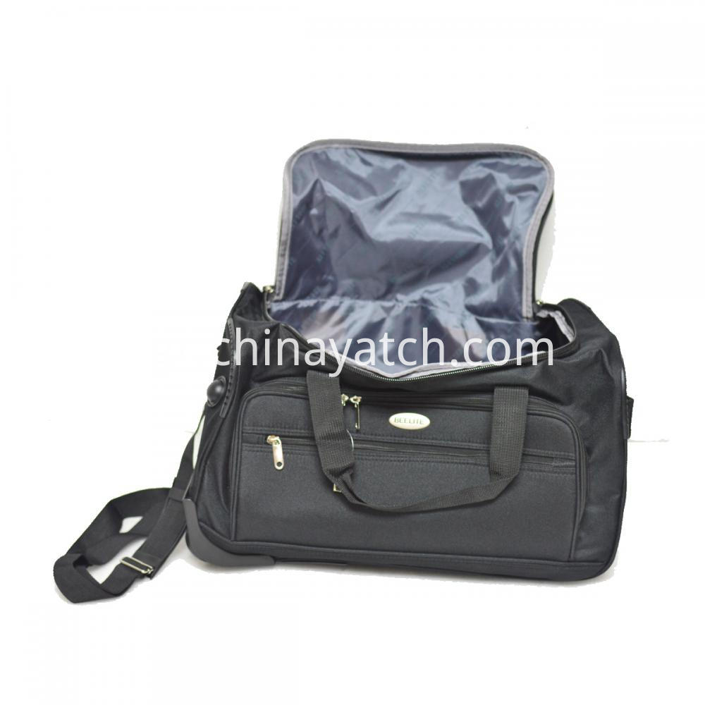 Unisex Wheeled Travel Bag