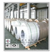 Rollo de aluminio de la bobina para el refrigerador