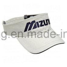 Tampão / viseira personalizados Sun de Sun do basebol, chapéus