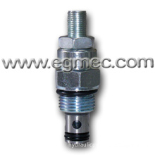 Hydraulic Cartridge Type 3/4-16unf Threaded Connection Adjustable Flow Control Valve