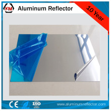 mirror finish laminate aluminum sheet reflective
