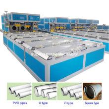 RU Swr Typ PVC Rohr Socketing Maschine
