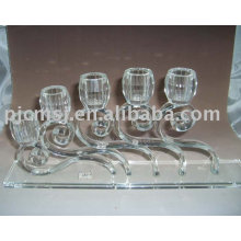 Arms Crystal Classic Wedding Candelabra For Home Decoration