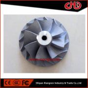 CUMMINS K50 Diesel Engine Parts Tur Compressor Impeller 3533704