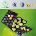29X39 cm, 29X49 cm, 39X59 cm Walmart Alveolar Hexágono Fruta Bandeja Europa Mercado De Importação Padrão