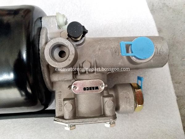 WABCO WG9725230041 HOWO A7 Clutch booster cylinder